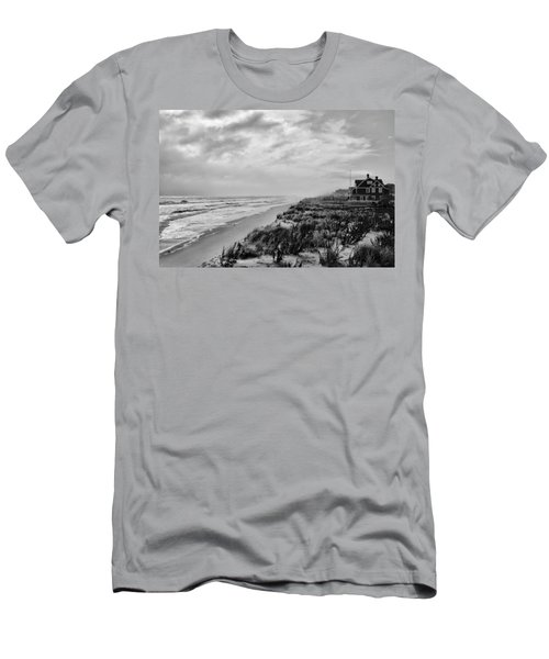 Mantoloking Beach - Jersey Shore Men's T-Shirt (Athletic Fit)