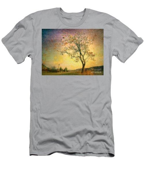 March 27 2010 Men's T-Shirt (Athletic Fit)