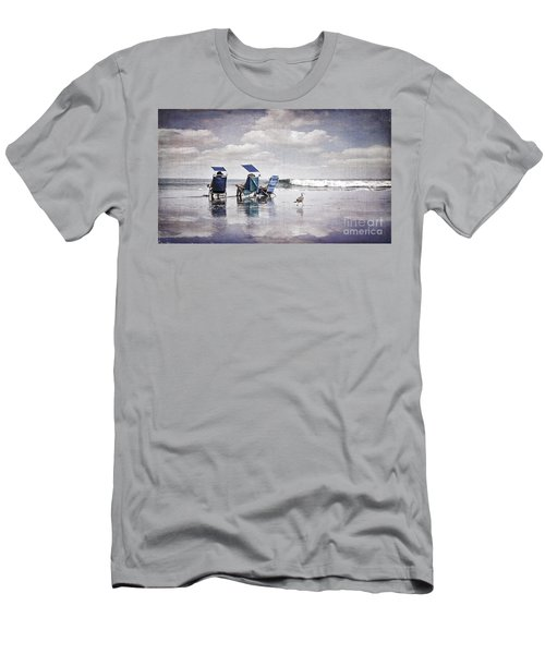 Margate Beach Relaxation Men's T-Shirt (Athletic Fit)