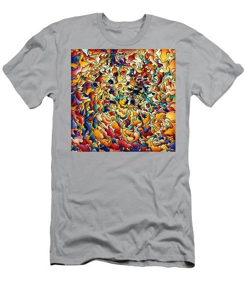 Marigold Festival Men's T-Shirt (Athletic Fit)