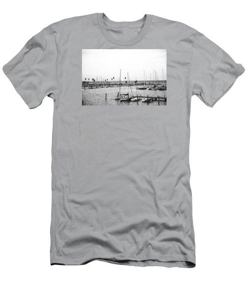Marina De Corpus Christie Men's T-Shirt (Athletic Fit)