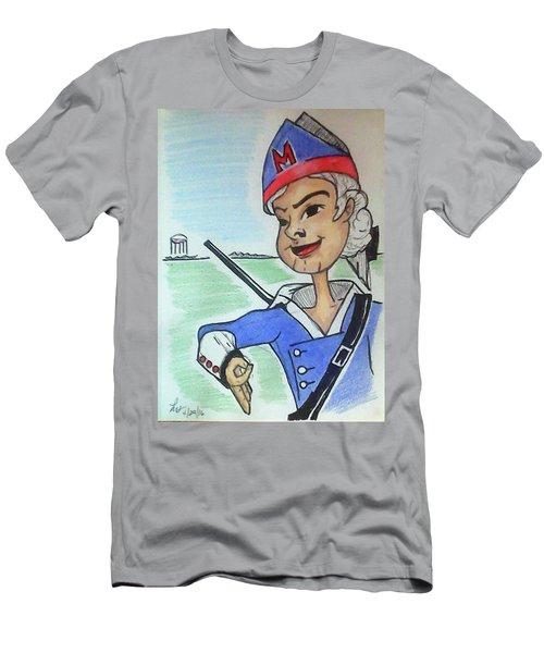 Marion Jr Men's T-Shirt (Athletic Fit)