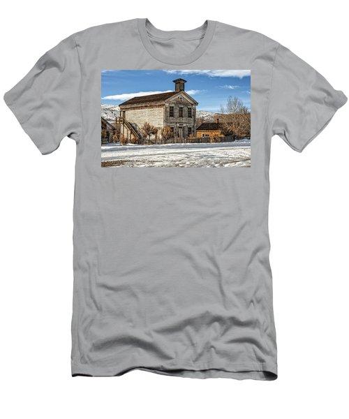 Masonic Lodge School Men's T-Shirt (Athletic Fit)