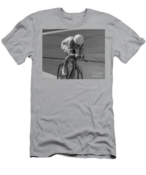 Masters Individual Pursuit Men's T-Shirt (Athletic Fit)