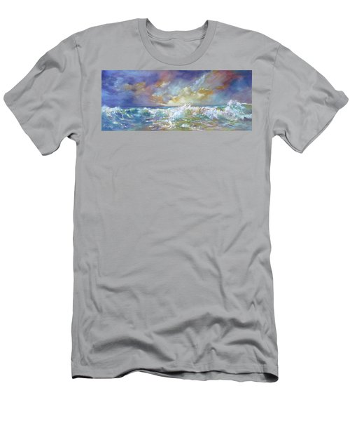 Maui Riptide Men's T-Shirt (Slim Fit)