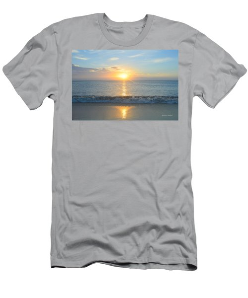 May 23 Sunrise Men's T-Shirt (Athletic Fit)
