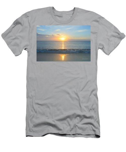May 23 Sunrise Men's T-Shirt (Athletic Fit)