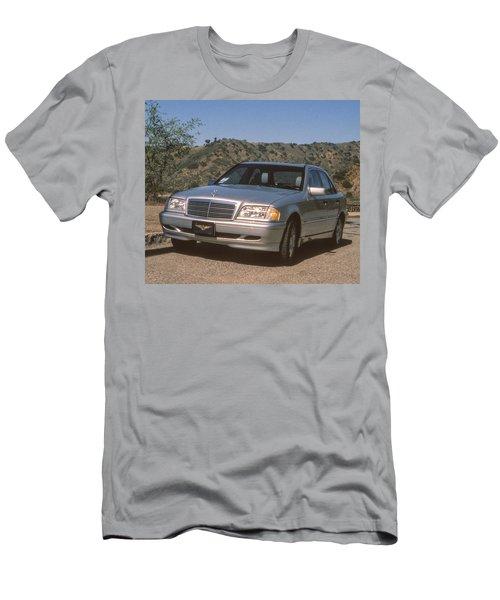 Mbz C280 Birthday Men's T-Shirt (Athletic Fit)