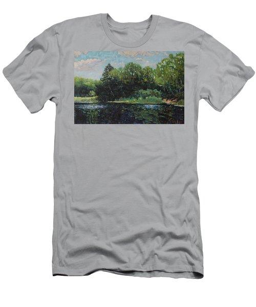 Mccrae Portage Men's T-Shirt (Athletic Fit)