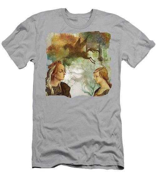 Medieval Dreams Men's T-Shirt (Athletic Fit)