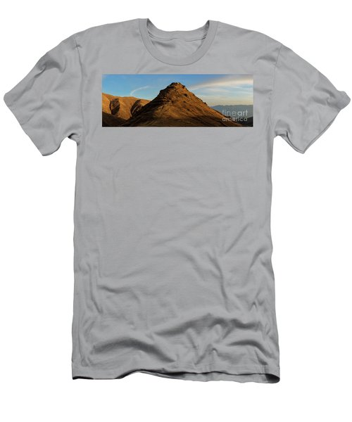 Medieval Proshaberd Fortress On The Top Of The Hill, Armenia Men's T-Shirt (Athletic Fit)