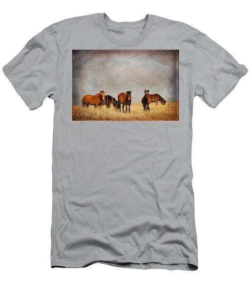 Meeting Men's T-Shirt (Athletic Fit)