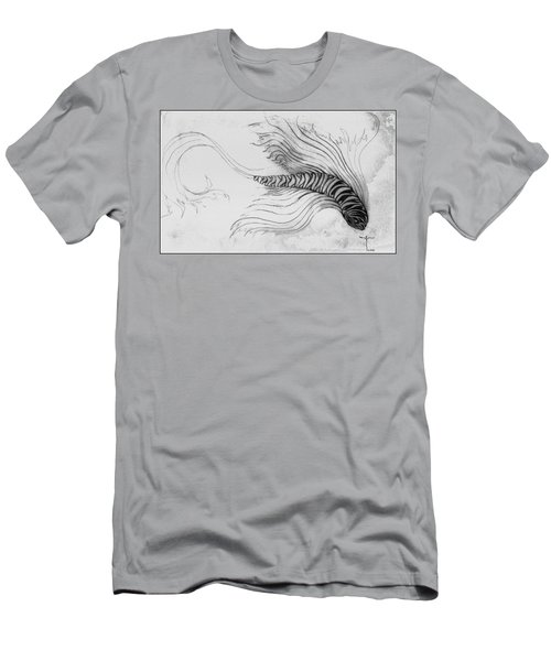 Megic Fish 3 Men's T-Shirt (Athletic Fit)