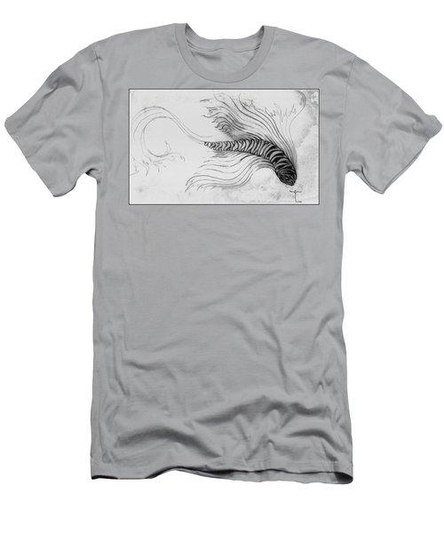 Megic Fish 3 Men's T-Shirt (Athletic Fit)