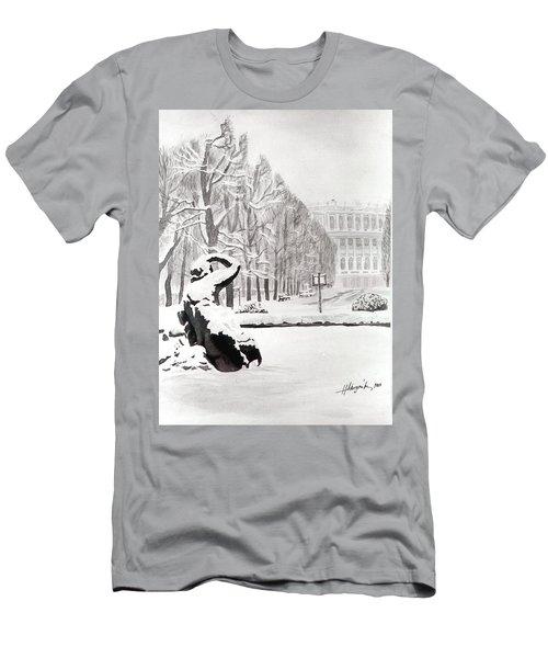 Memorial Schoenbrunn Men's T-Shirt (Athletic Fit)