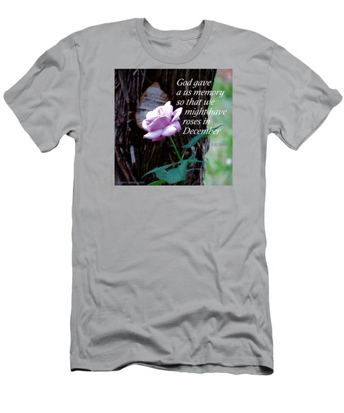 Men's T-Shirt (Slim Fit) featuring the photograph Memories Throughout  by David Norman