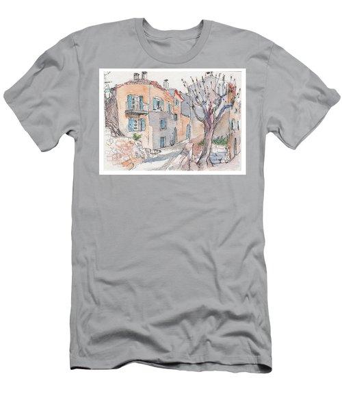 Menerbes Men's T-Shirt (Athletic Fit)