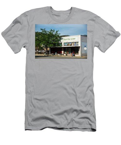 Merc Playhouse In Twisp Men's T-Shirt (Athletic Fit)