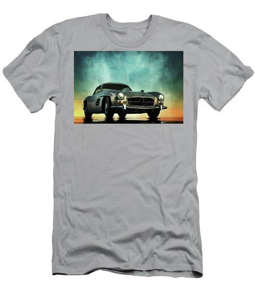 Mercedes 300sl Men's T-Shirt (Athletic Fit)
