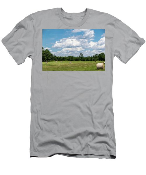 Mercer County Landscape Men's T-Shirt (Athletic Fit)