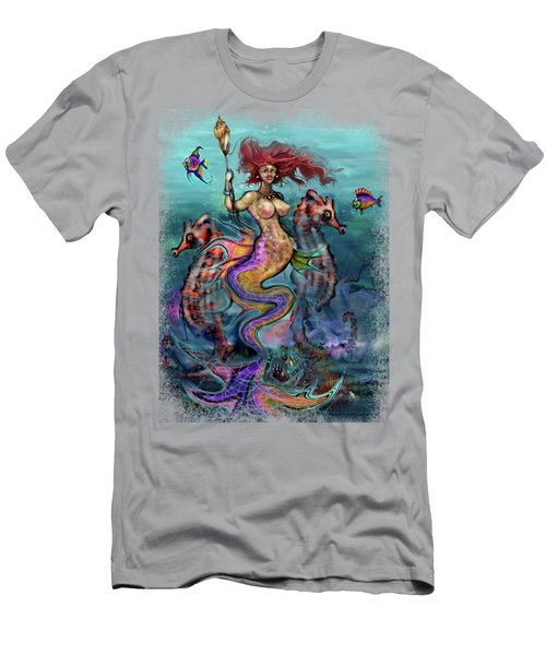 Mermaid Men's T-Shirt (Athletic Fit)
