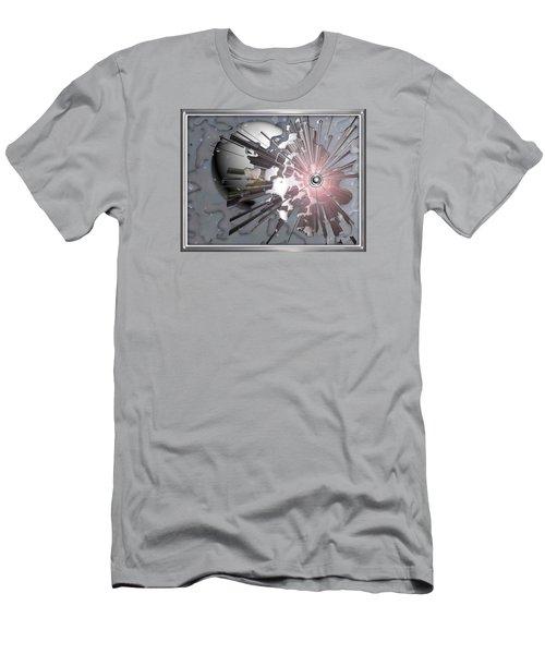 ' Meteors Might ' Men's T-Shirt (Slim Fit)