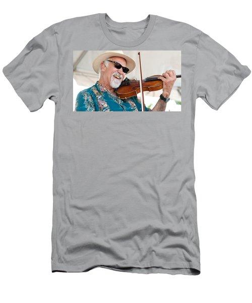 Michael Doucet Men's T-Shirt (Athletic Fit)