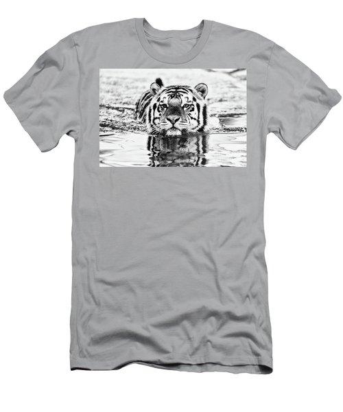 Mike Men's T-Shirt (Slim Fit) by Scott Pellegrin