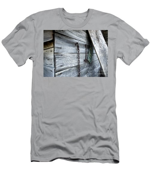 Milk Shed Men's T-Shirt (Athletic Fit)