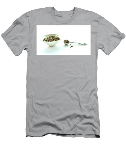 Milk Thistle Seeds Men's T-Shirt (Athletic Fit)