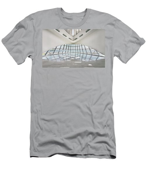 Milwaukee Art Museum Men's T-Shirt (Athletic Fit)