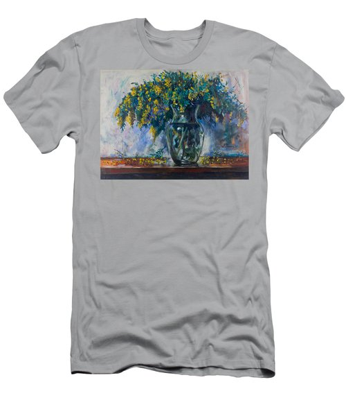 Mimosa Men's T-Shirt (Athletic Fit)