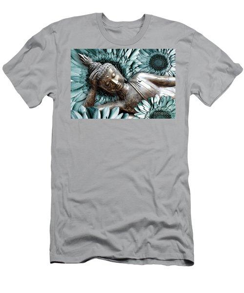 Mind Bloom Men's T-Shirt (Athletic Fit)