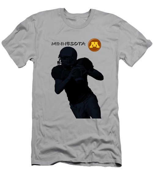 Minnesota Football Men's T-Shirt (Athletic Fit)