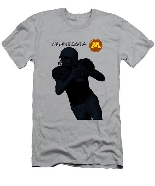 Minnesota Football Men's T-Shirt (Athletic Fit)