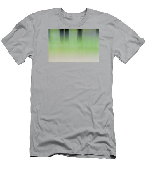Mint Slice Men's T-Shirt (Athletic Fit)