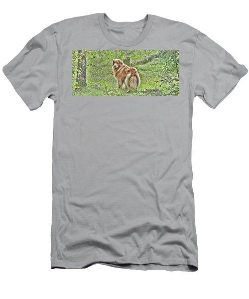 Miss B Men's T-Shirt (Athletic Fit)