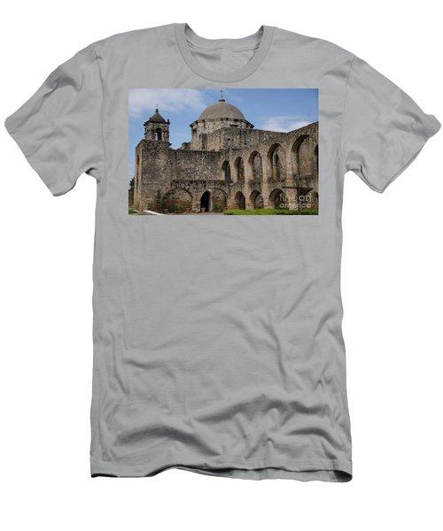 Mission San Jose - 1218 Men's T-Shirt (Athletic Fit)