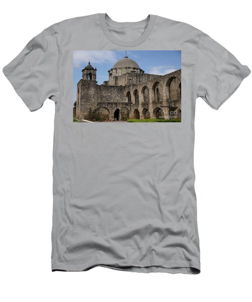 Mission San Jose - 1218 Men's T-Shirt (Athletic Fit)