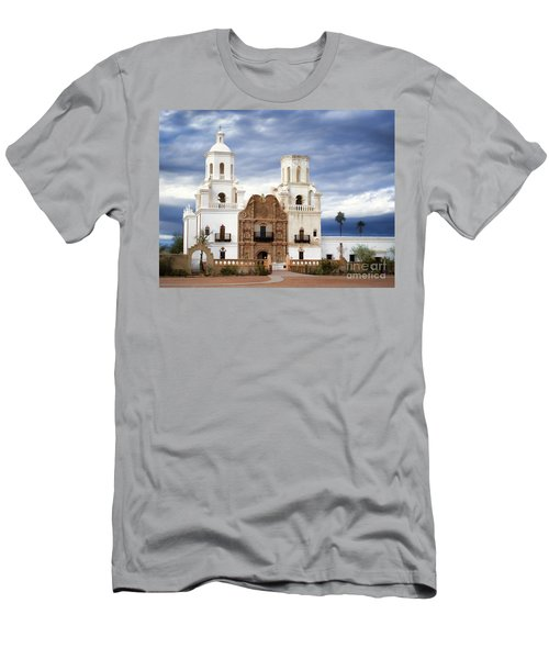 Mission San Xavier Del Bac Men's T-Shirt (Athletic Fit)
