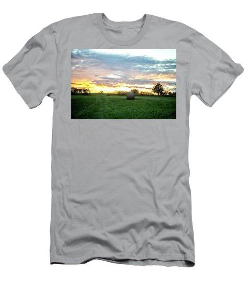 Missouri Sunset Men's T-Shirt (Athletic Fit)
