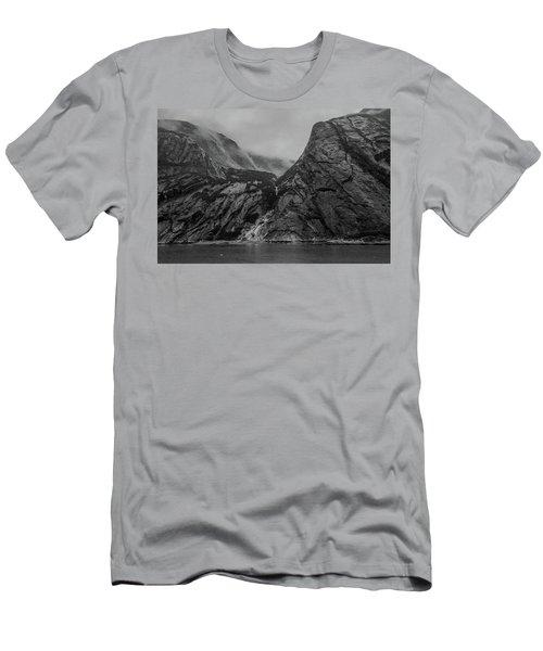 Misty Fjord Men's T-Shirt (Athletic Fit)