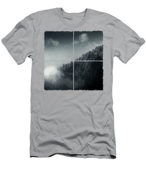 Misty Woodlands Men's T-Shirt (Athletic Fit)
