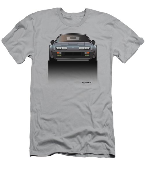 Modern Euro Icons Series Alpine A310 Gt Men's T-Shirt (Athletic Fit)