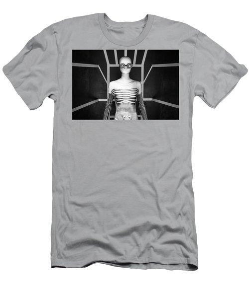 Modern  Men's T-Shirt (Slim Fit) by Scott Meyer