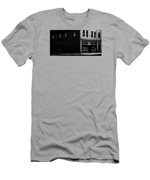 Mohawk Tavern In North Adams - The Berkshires Men's T-Shirt (Athletic Fit)