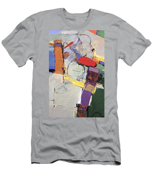 Mojo Rizen Via La Woman Men's T-Shirt (Athletic Fit)