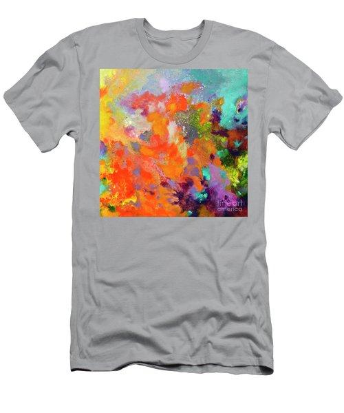 Momentum, Canvas Two Men's T-Shirt (Athletic Fit)