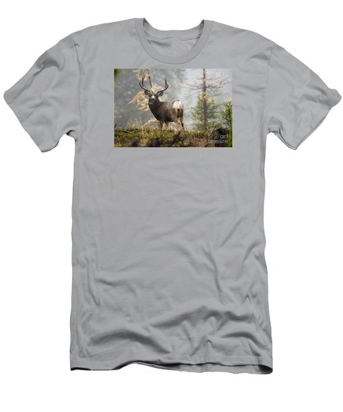 Monarch Of The Mountain Men's T-Shirt (Athletic Fit)