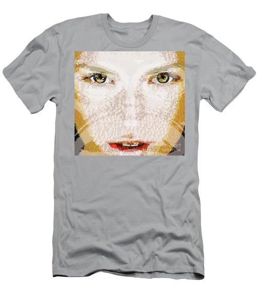 Monkey Glows Men's T-Shirt (Athletic Fit)